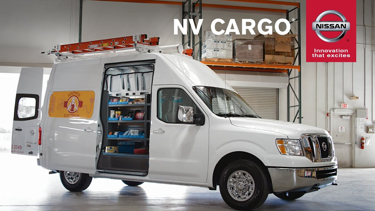 2015 nissan nv cargo van youtube aloadofball Image collections