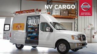 2015 Nissan NV Cargo Van thumbnail