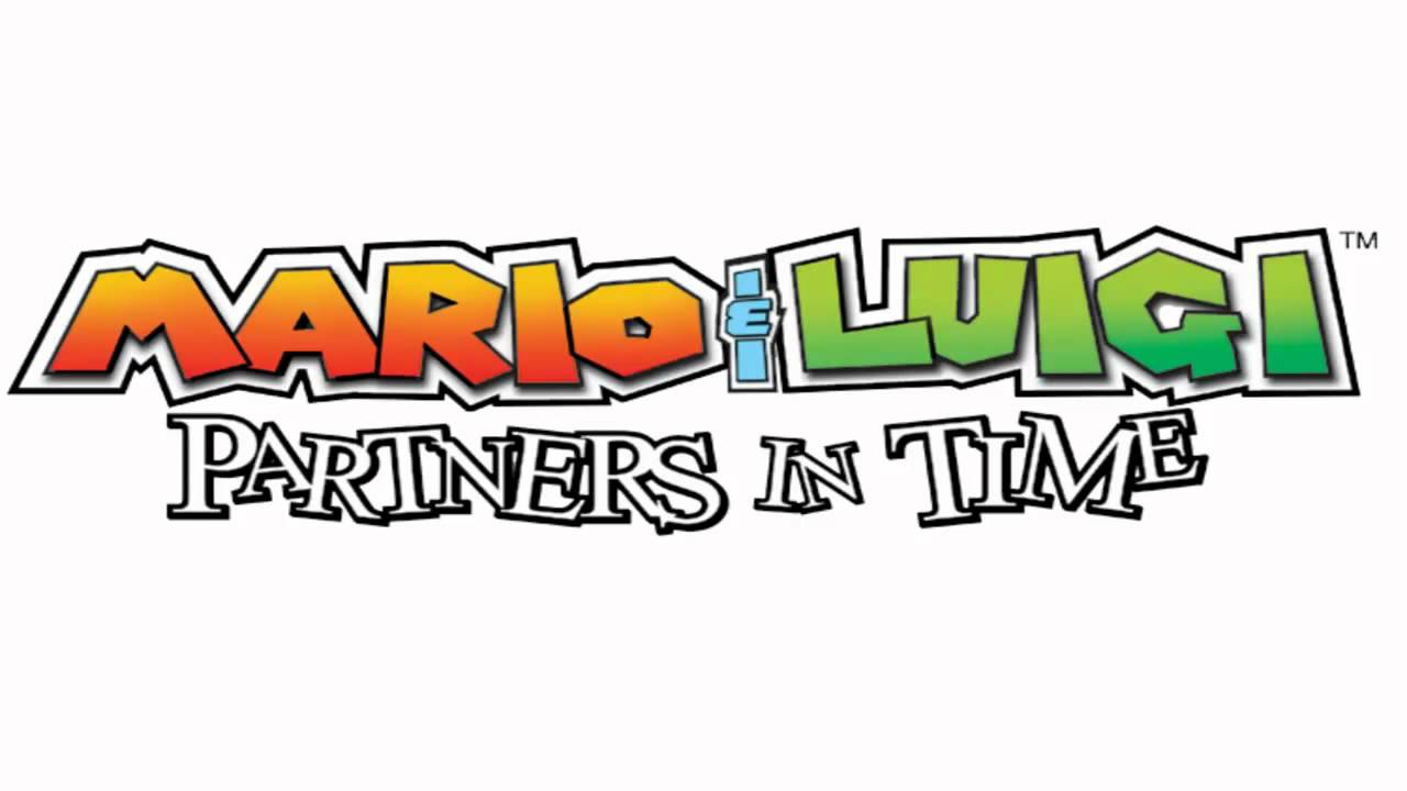 Mario And Luigi Partners In Time Soundtrack Battle With Junior