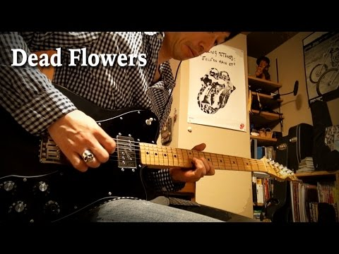 Dead Flowers : The Rolling Stones Cover