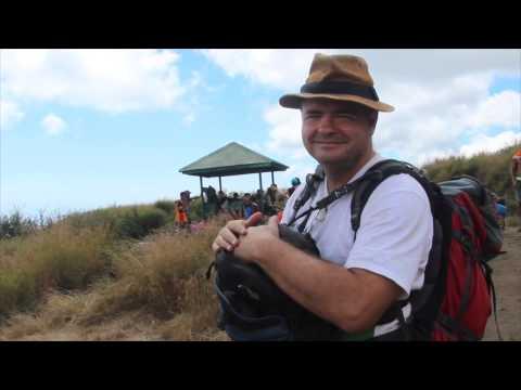 Lombok Rough and Ready 27: Climbing Mt Rinjani [Day 1 of 4]