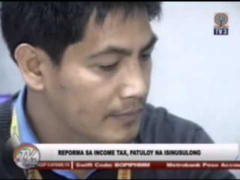 TV Patrol Northern Luzon - December 9, 2015