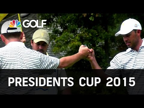 Don't Mis The Presidents Cup 2015   Golf Channel