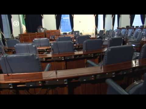 Seanad Éireann Tour - English Version