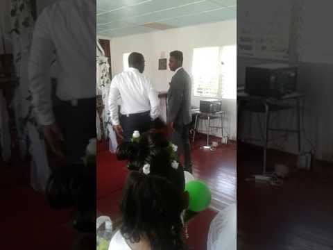 Guyana wedding