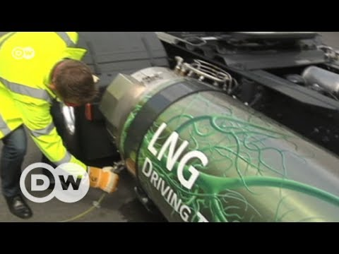 LNG - Better than diesel? | DW English