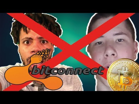 THE END OF BITCONNECT. Guy Lost $500,000 On The Site