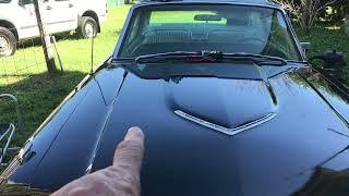 Detailing 1966 Thunderbird