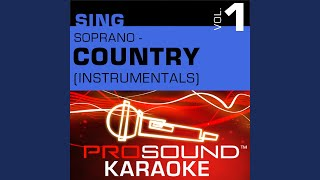 Born To Fly (Karaoke Instrumental Track) (In the Style of Sara Evans)