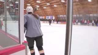 HILARY KNIGHT DUCKS 100314 from Anaheim Ducks Entertainment on Vimeo