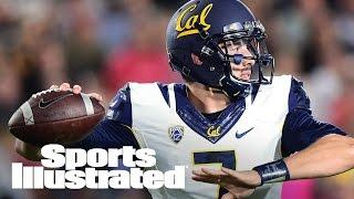 Cal Quarterback Davis Webb Studies & Explains His Own College Tape | MMQB | Sports Illustrated