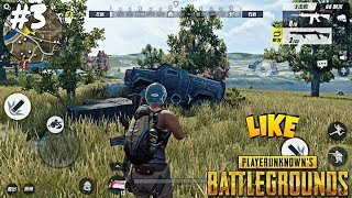 Top 5 Online Android Games Like Player Unknown