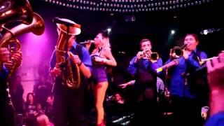 Vivo Montana ft. Kamelia - Mesecina by Goran Bregovic