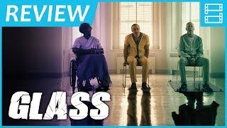 Review phim GLASS (Bộ ba quái nhân)