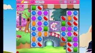 Candy Crush Saga Level 954 (No Booster)