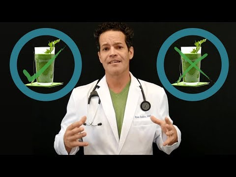 The Truth About Drinking Celery Juice Daily Doctor's Opinion