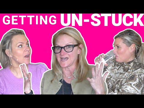 How To Get Un-Stuck In Life With Mel Robbins | Cocktails & Convos