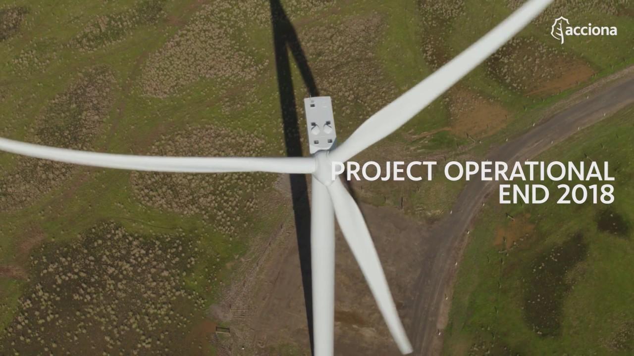 Mt Gellibrand Wind farm | ACCIONA - Victoria (Australia)
