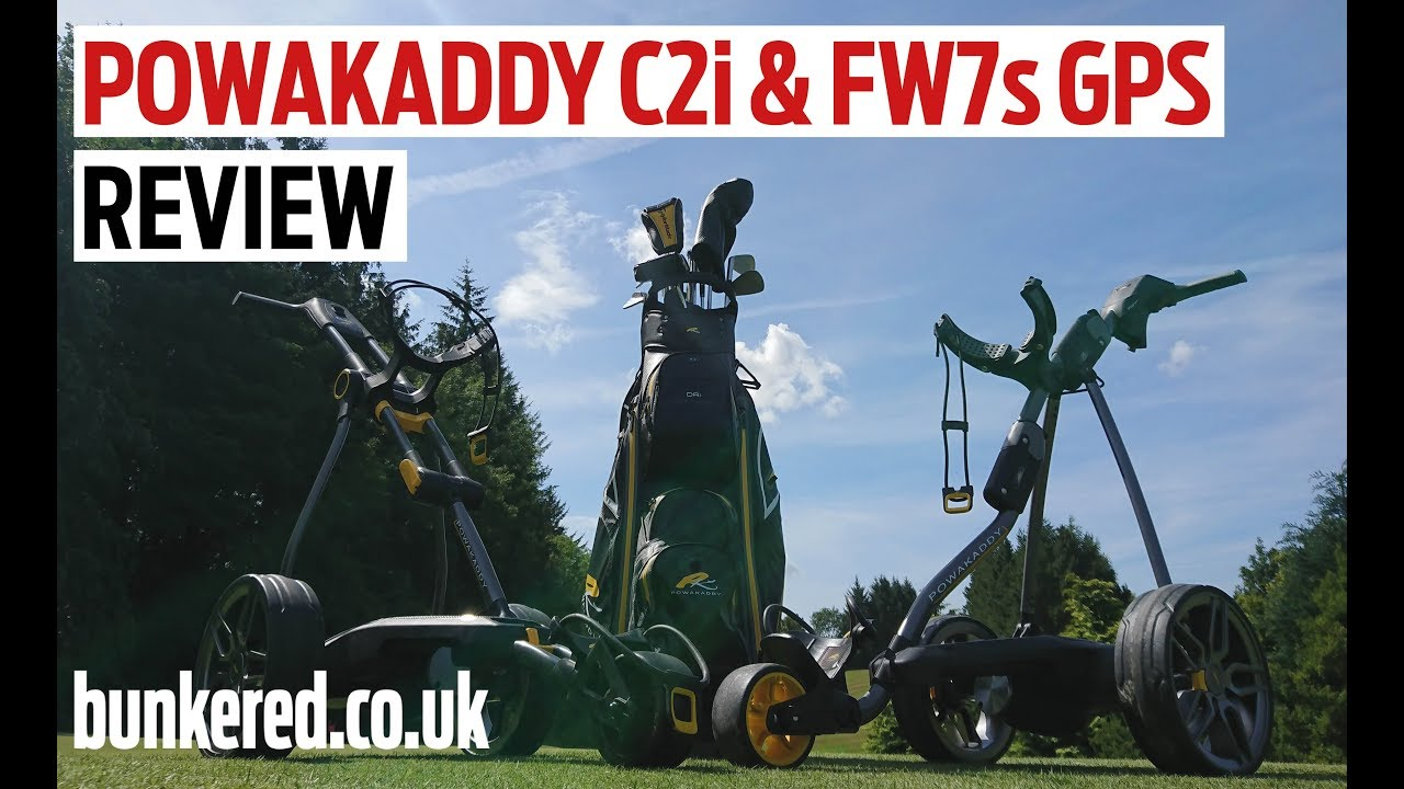 PowaKaddy Compact C2i & FW7s GPS review
