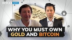 25% of your portfolio should be gold, 5% bitcoin says inventor, venture capitalist Alex Mashinsky