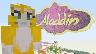 Minecraft Xbox - Aladdin - Creepy Old Man - Part 1