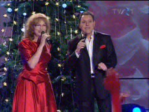 Ovidiu Komornyik si Angela Similea - E noaptea de Craciun