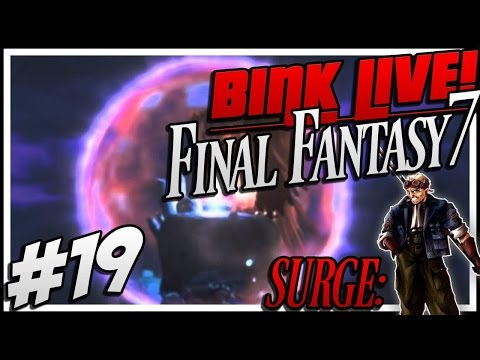 Final Fantasy VII (stream) #19 - The Things I Forget