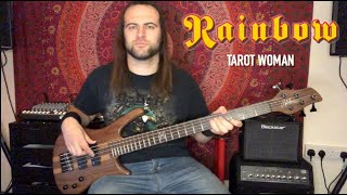 RAINBOW - Tarot Woman (Bass Guitar Cover) | Luke Appleton