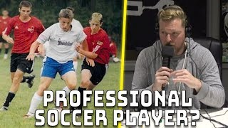 Pat McAfee Remembers His Soccer Days