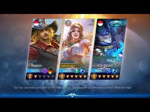 Rafaela Survival Mode Gameplay Mobile Legend 4K 3A 10A