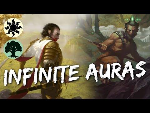 MTG Jeff: Infinite Auras – Famished Paladin Combo – The Mana