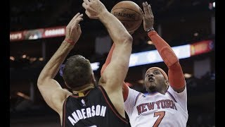 Carmelo Anthony or Ryan Anderson | Who Would You Rather Have on Your Team?