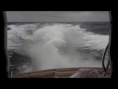 66' Ocean Yacht Sea Trial  July 20th, 2012