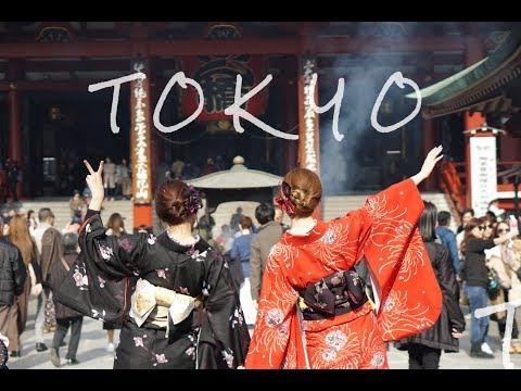 TOKYO TRAVEL VLOG ft. ALCATRAZ PRISON CAFE | OHYEAHUILII