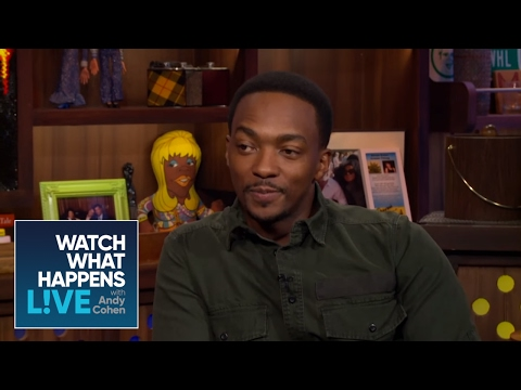Anthony Mackie Reveals Avengers CoStar Chris Hemsworth Is A Lightweight  WWHL