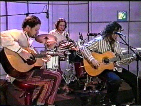La Barranca- La Rosa (En vivo en Suave es la Noche)