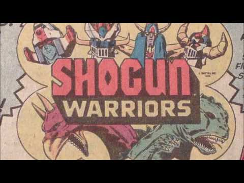 COMIC MAN PRODUCTIONS: MATTEL SHOGUN WARRIORS TOYS MARVEL SPOTLIGHT COMIC BOOK AD 1979