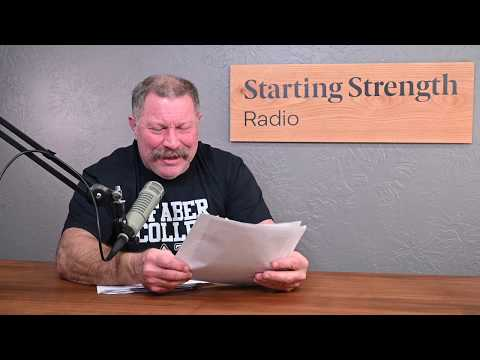 Kids And Weight Loss Surgery - Starting Strength Radio Clips