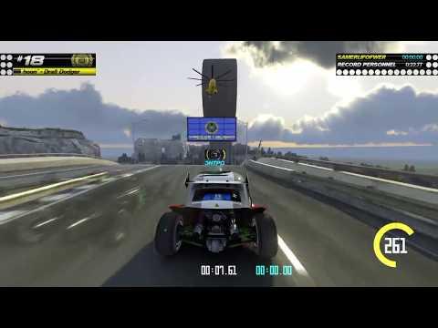 #WR(PS4) #STM #18 Trackmania Turbo [22,758 sec]