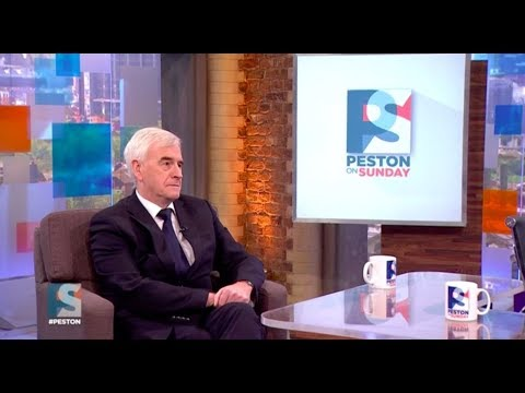 John McDonnell - full interview 11/2/18