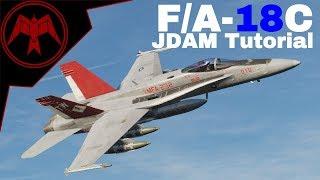 DCS F/A-18C Hornet JDAM Tutorial