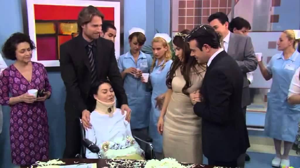"Sebastian Rulli y Angelique Boyer en ""Teresa"" - capitulo ..."