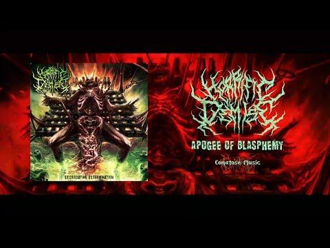 HORRIFIC DEMISE - APOGEE OF BLASPHEMY [SINGLE] (2019) SW EXCLUSIVE