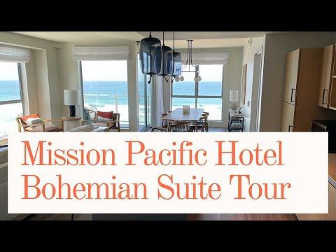 Mission Pacific - New jdV by Hyatt - Oceanside, CA - Hotel & Oceanfront Suite Tour