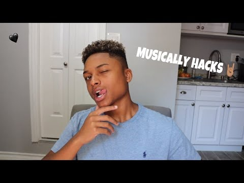 MUSICALLY HACKS (Slo-Mo Shake Effect Tutorial) | Andre Swilley