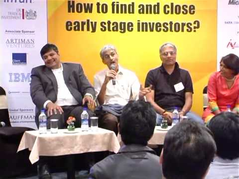 TiE Networking Event : How to find and close early stage investors? Pt-1