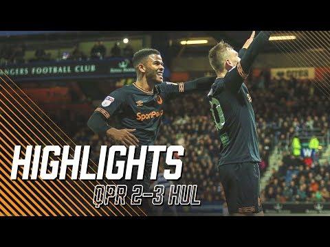 Queens Park Rangers 2-3 Hull City | Highlights | Sky Bet Championship