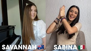 Now United x Pepsi - Savannah & Sabina - 'Pretend' by CNCO