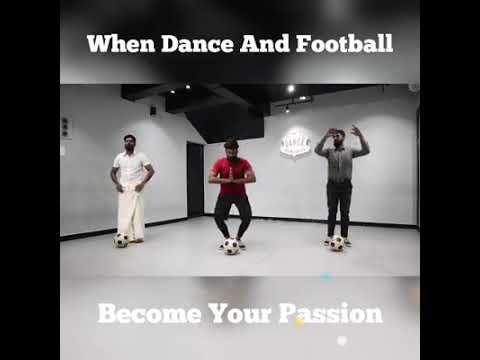 Guleba song with football