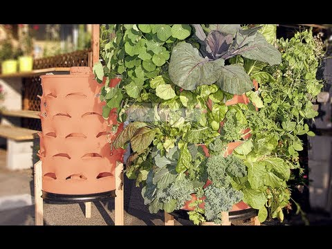 thank you for growing with us the garden tower project youtube - Garden Tower Project